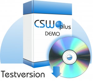 Testversion CSWplus